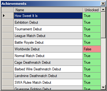 Fire Pro Wrestling World Save Tool – Manual